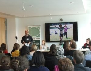 Recent Sense about Science workshop for early career researchers on peer review