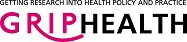getting research into health policy and practice logo