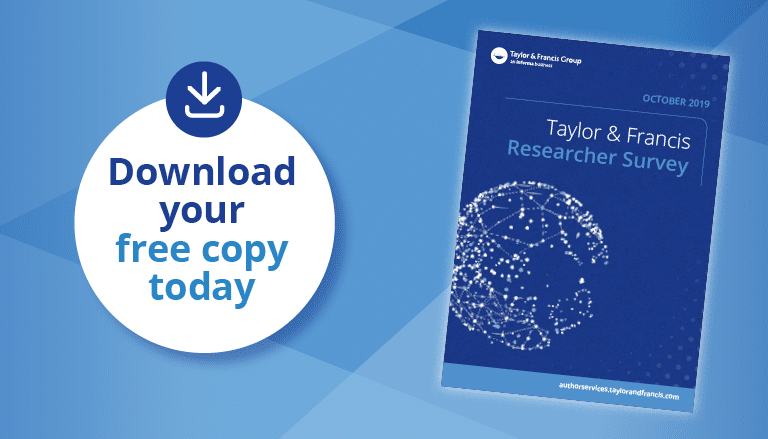 Download your copy of the researcher survey