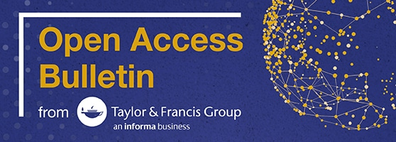 Open Access Bulletin banner