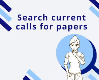 Search current calls for papers
