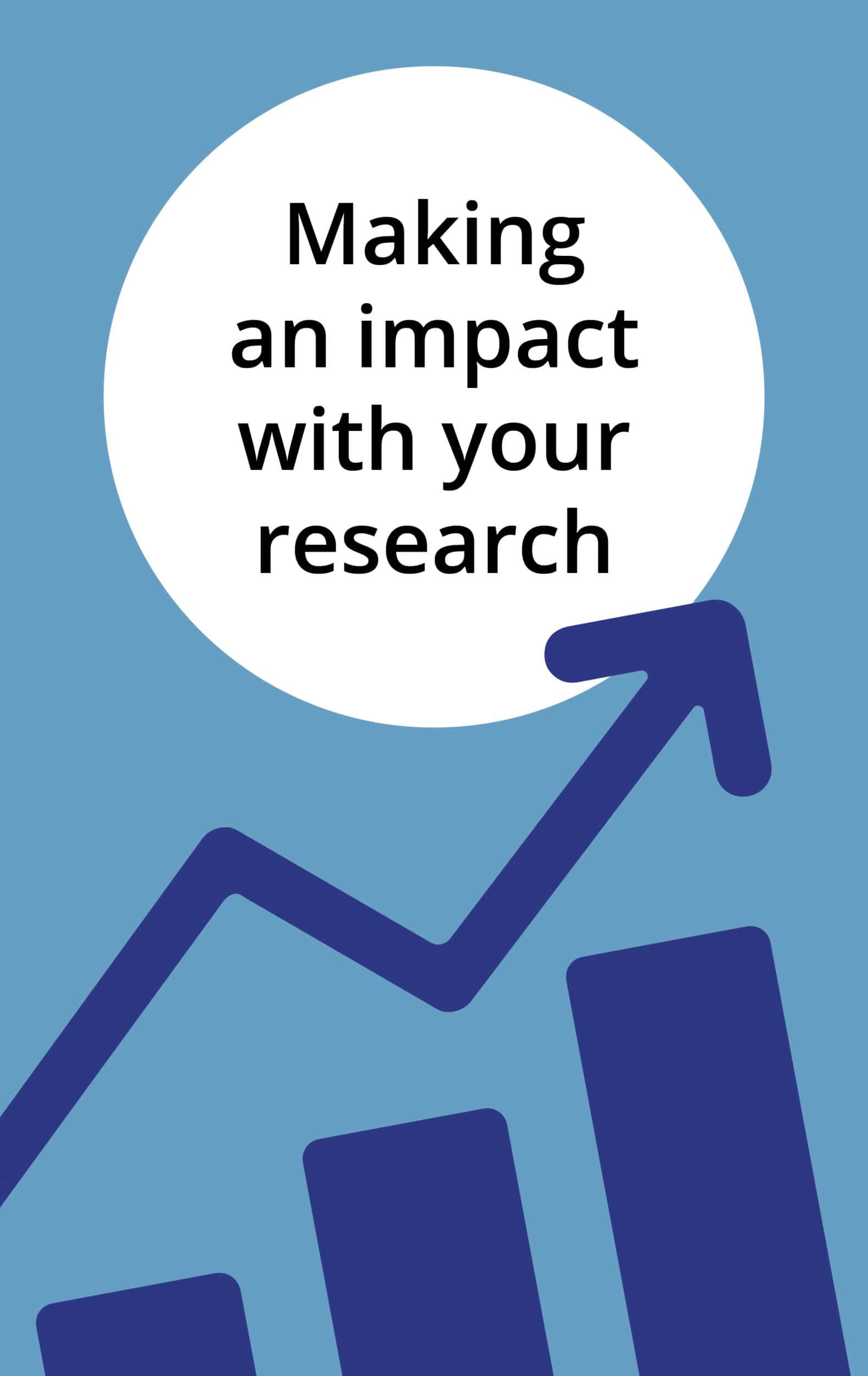 Banner - Making an impact with your research