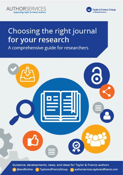 Cover of Choosing a journal eBook