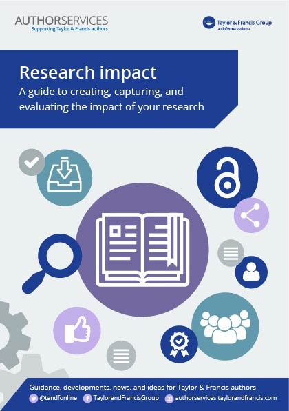 Cover of Research Impact eBook