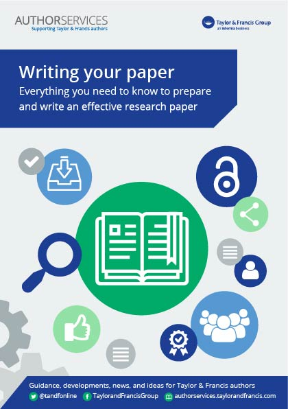 Cover of Writing your paper eBook